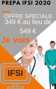 prépa concours infirmier en ligne