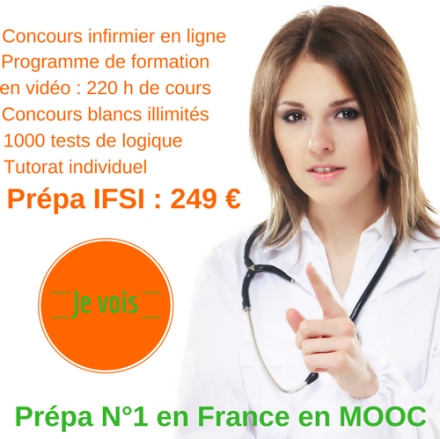 cours infirmiere