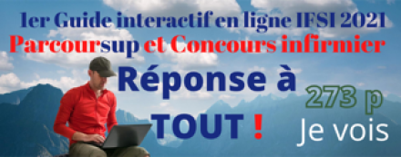 concours 2021 IFSI