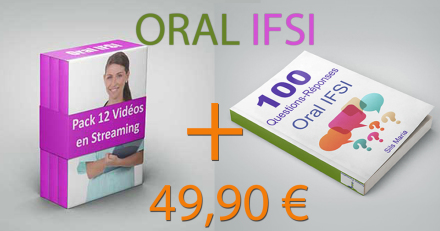 oral concours infirmiere